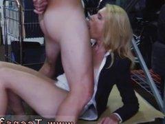 Public cum inside Hot Milf Banged At The PawnSHop