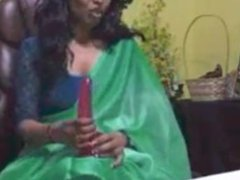 Hot indian Mallu Playing with dildo juicy pussy adf.ly/1gP9cp