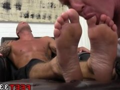 Gay foot fetish thumbs xxx Dev Worships