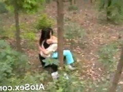 Asian forest Sex