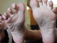 BARE FOOT & Soles vs soles