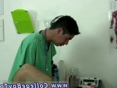 Medical examination gallery gay I was only