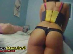 Hot Webcam Babe Sarah Having Sex 3 e  from SexCams19,com