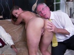 Old man eat my pussy Ivy impresses with her
