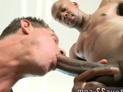 Skinny young guy big dick swallows gay xxx