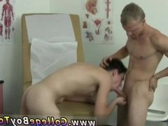 Doctor and hot nude gay man This is our