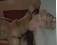 shemale fucking his ass