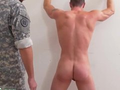 Gay porn soldier xxx Extra Training for the