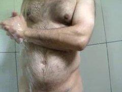 Garcon buceteiro  no banho
