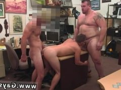 Fat man gay sex and boy Guy completes up