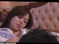 AzHotPorn - Celebrity Asian Lewd Maid Bondage