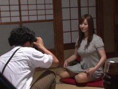 Chest Infatuating Asian School Girl