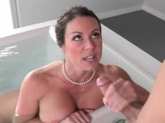 Kinky lezzie fetish stuff using weird techniques with milk enema