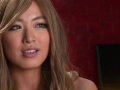 AzHotPorn - Tokyo Sex with Anri Hoshizaki in Lingerie