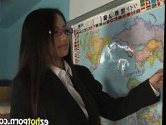 Sexual Tutorial Japanese Teacher