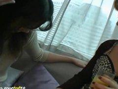 AzHotPorn - Schoolgirl Getting Off On Porn Magazines