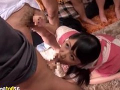 AzHotPorn - Japanese Facial Cum Shot Girl