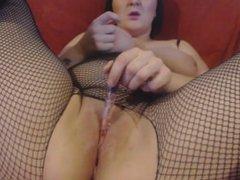 Zonia from DATES25.COM - Anal masturbation