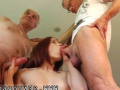 Young girl kissing old mature tube movie Minnie Manga gobbles breakfast