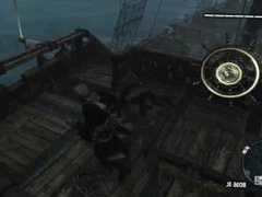 Hot Pirate Finds Her Ship Under Water