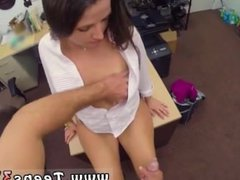 Begging for facials compilation anal threesome babe hardcore PawnShop