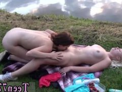 Uk couch blonde smoking lesbo sex Hot lesbos going on a picnic