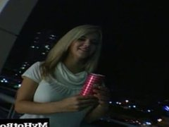 Blonde teen Ashlynn Brooke is easy to bang. All you need is a