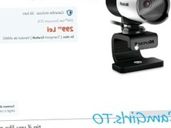 Hot Teen Mayotte blondie hard on webcam