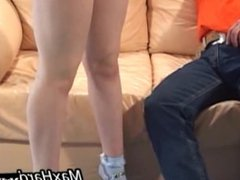 Summer Luv is a gorgeous redheaded teen, who looks beautiful, especially while wearing