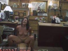 Diamond jackson pov blowjob first time Customer's Wife Wants The D!