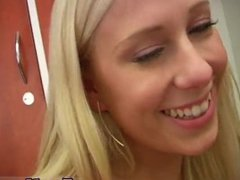 Teen blonde carwash first time Young lesbians having joy in locker room
