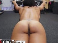 Prostitute bbc first time Muscular Chick Spreads Eagle For Cash!