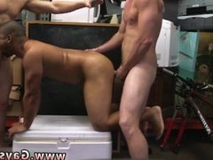 Muslim hunks gay porn first time Desperate fellow does anything for money