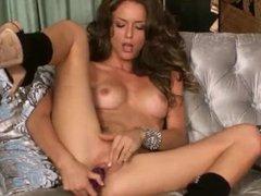 beautygirl.webcam-Horny babe gets anal creampie