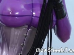 Toying and pleasuring with bdsm vibrators