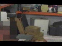 Cumshot cameraman fail first time Hot Milf Banged At The PawnSHop
