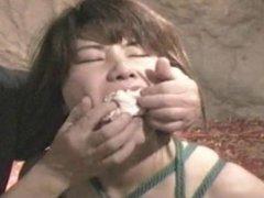Japan Bondage GAGGED #01