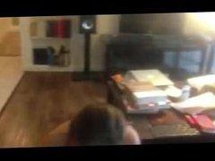 Video casero de una mamada