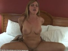 DOCEAN Shayla Laveaux is horny and gets her pussy wrecked by BBC lover