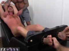 Wanking off boys gay porn vids Connor Maguire Jerked & Tickle d