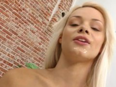 The Casting Couch with Teenie Elsa Jean