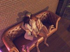 Avatar POV Gaming: Hot Threesome