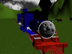 Tomas The Tank Engine Gets Analy Plowed By a Jewish Train
