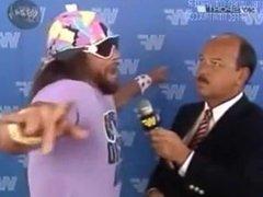 MACHO MAN GETS STRAIGHT BUTTFUCKED BY WWE, CREAM EVERYWHERE, MEMED XDDDDDDD