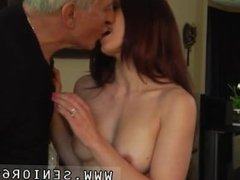 Ass fuck and porn hot lesbian Minnie Manga gobbles breakfast with John