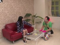 Aya Kisaki amateur Asian babe masturbates on cam