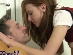 Ebony teen pounded by bbc Redhead Linda boinked by dude