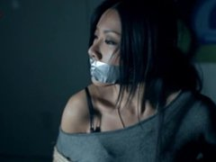 two asian girls tied and gagged from tv show