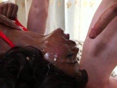 Throated - Ana Foxxx