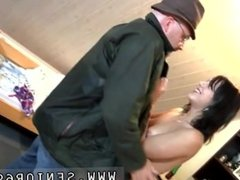 Asian blowjob on knees Scarlet is to late with paying the rent.
